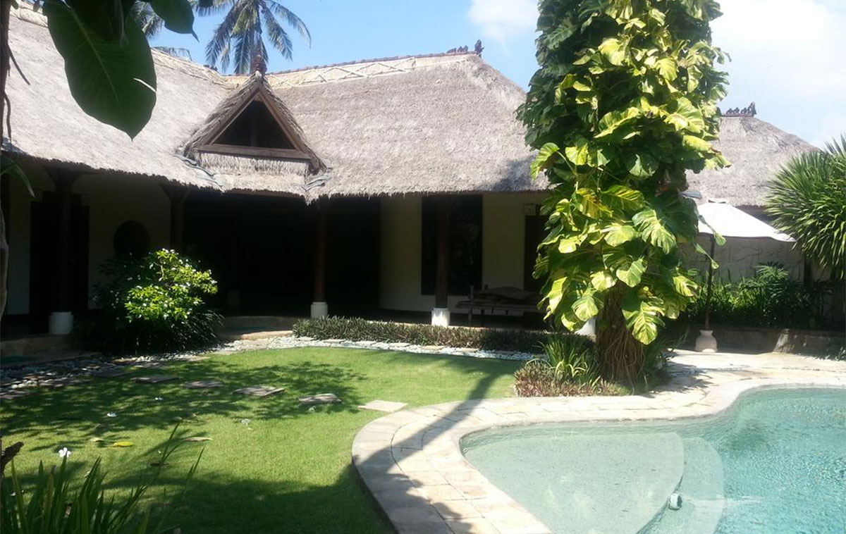 Jimbaran Bay Villas